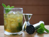 Mint Julep: a Cocktail with History and Tradition