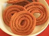 Murukku - a Wonderful Indian Snack