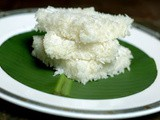 Paputtu: Steamed Rice Cake Recipe