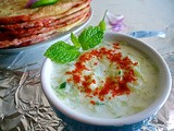 Traditional Indian Cucumber Raita Recipe