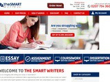 Thesmartwriters.co.uk review – Course work writing service thesmartwriters
