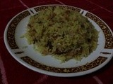Jarda pulao (sweet rice)