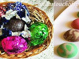 Easter Eggs (Cooked Marzipan Recipe)