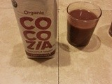 Cocozia Review -  Tropical Fruits Shake with Chocolate Coconut Water