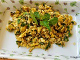Thai Scramble Eggs