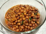 Tuver Na Thotha | Dried Pigeon Peas Curry