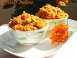 Carrot Halwa /Carrot Pudding