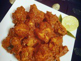 Chicken Ghee Roast- Mangalore Cuisine