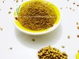 Coriander Powder/ Dhania powder - Fresh Home Made