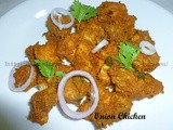 Onion Chicken