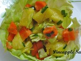 Pineapple Salsa / Salad