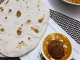 Tava Naan - (Yeast free) - How to make Naan on Stove top