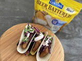 Gorton's Seafood Beer Battered Tacos