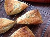 Kerrygold Skellig Cheddar and Chive Scones