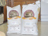 100 lbs of Central Milling Organic Flour