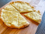 White Pizza Recipe – Yukon Gold Potato