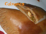 Calzone Recipe, How to make Veg Calzone Recipe | WholeWheat Calzones Recipe