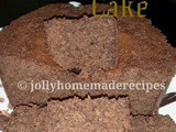 Chocolate Cake, Chocolate Cake in Cooker Recipe