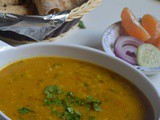 Dhuli Urad Dal, How to make Punjabi Urad Dal Tadka | Split Black Gram Lentil