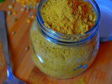Sambar Powder Recipe, How to make Sambar Powder | Homemade Sambhar Masala