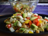 Summer Blast Salad with Avocado | Salad Recipes