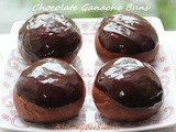 Chocolate bread loaf & Chocolate Ganache Buns