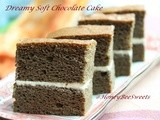 Dreamy Soft Chocolate Cake (巧克力相思蛋糕)