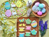 Easter Fun 2015 : Royal Icing Sugar Cookies