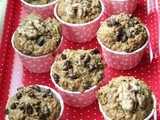 Healthy Treats: Banana and Oat Muffin