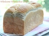 Honey Wholewheat Loaf and Tuna Cheese Buns