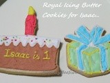 Royal Icing Butter Biscuits