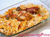 Chicken Biryani (Hyderabad Special)