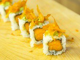 Sweet Potato Sushi