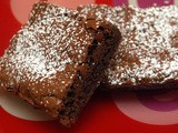 Absolutely amazing brownies (gluten free drections, included too!!)