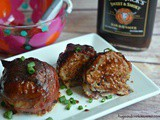 Bbq Onion Meatball Bombs