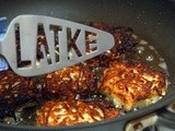Best latkes yet....and gluten free