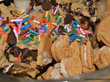 Birthday Cake Party Cookies