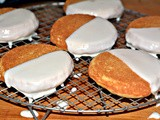 Black and white cookies...the best recipe