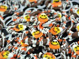 Candy Corn Cutie Chocolate Pretzels