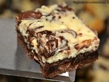Cheesecake Swirled Brownies
