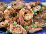Chipotle Honey Lime Shrimp