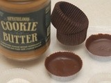 Cookie butter chocolate cups