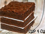 Fabulous gluten free brownies