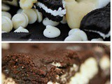 Gooey Oreo Cookie Bars