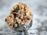 Guilt Free Chocolate Chip Cookie Dough