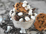 Hot Chocolate Cookie Dip