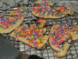 Mom's Famous Sugar Cookies