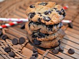 New york times chocolate chip cookies with sea salt