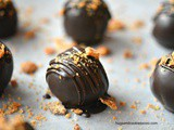 Peanut Butter Bon Bons and Bars