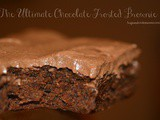 Ultimate Chocolate Frosted Brownies
